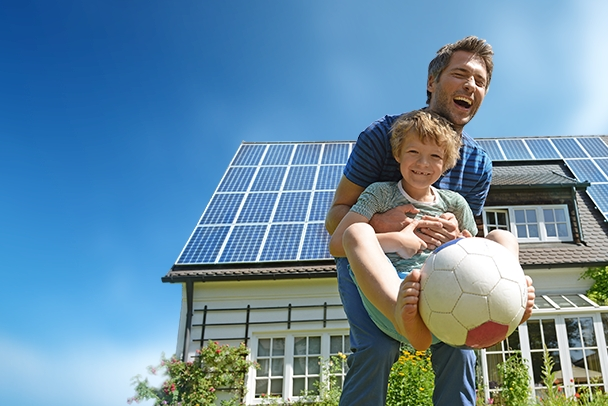 Propriul tau sistem fotovoltaic, la cheie si fara griji