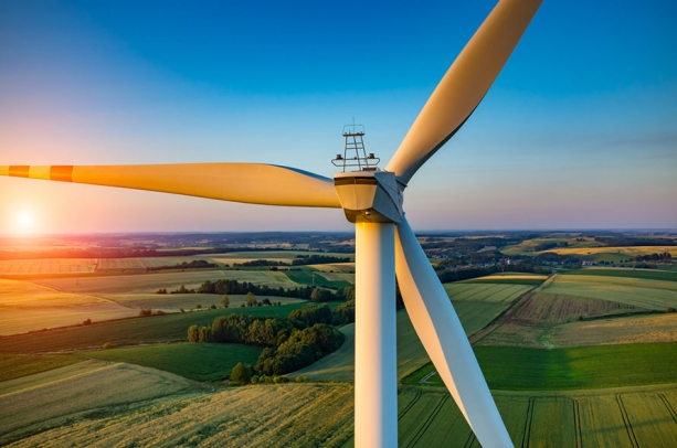 Cum se produce energiana eoliana. Stii unde se afla cel mai mare parc eolian de pe uscat din europa?