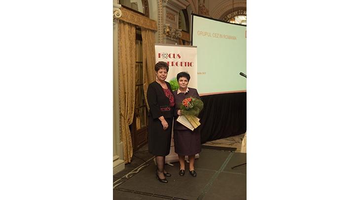 Doina Vornicu a participat la Gala Doamnelor in Energie