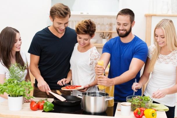 Afla cum poti gati pentru familie sau prieteni fara sa risipesti energie