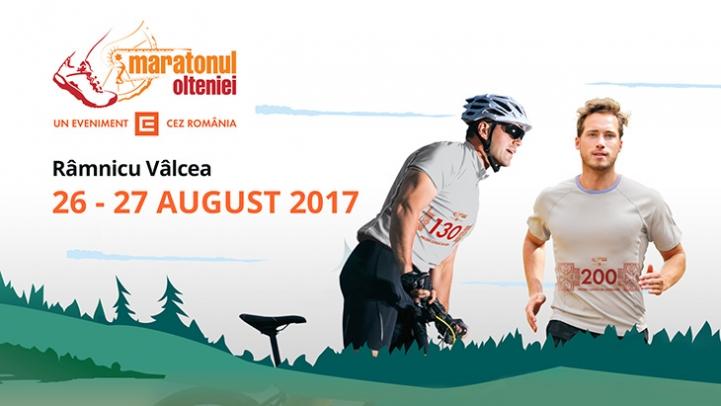 Intra in ritmul Maratonului Olteniei, 26-27 august!