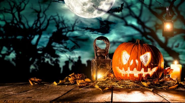6 solutii creative si sigure pentru iluminarea dovlecilor de Halloween