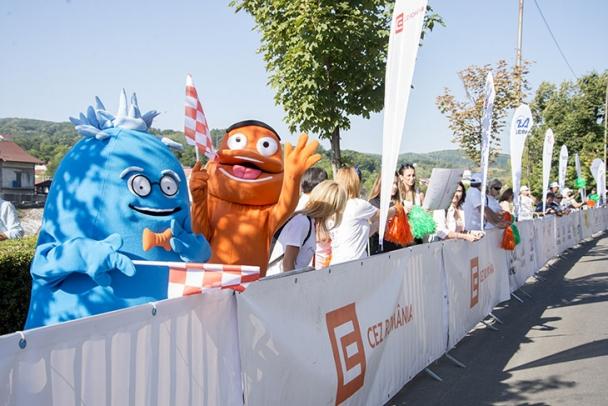 Energix si Calorix au dat startul competitiei de trail run la Maratonul Olteniei