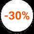 Reducere de 30% a produsului CEZ Confort Simplu